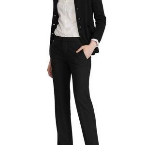 Ralph Lauren Black Label Cotton Pants 10 Tall Long